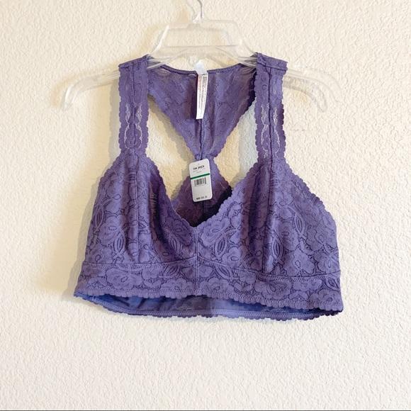 Lavish Lavender Bralette